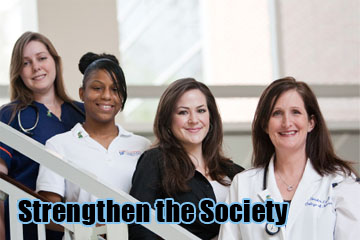 Strengthen the Society